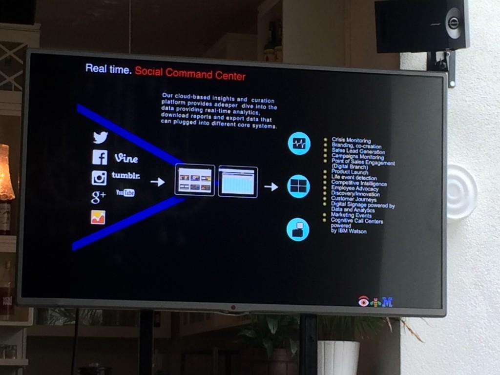 IBM Social Command Center